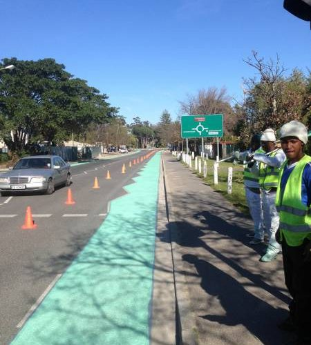 STREETBOND, GREEN BIKE LANE, STELLENBOSCH 2